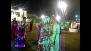 Ladies sangeet-Banna pukare banni banni re by Deepika,Rajeev saxena musical group,Kanpur
