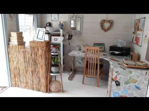 The Crafty Monkey Beach Hut