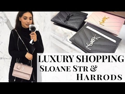 Come Luxury Shopping With Me & BMWA5H | Saint Laurent, Gucci, LV