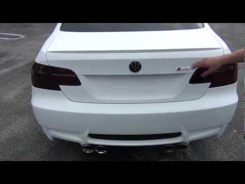 PlastiDip M3 Matte White - DipYourCar.com Pro Car Kit