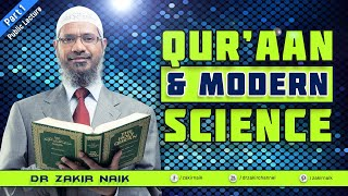 QUR'AAN AND MODERN SCIENCE - Q&A Session