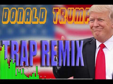 Donald Trump Trap Remix - Phoenix Williams