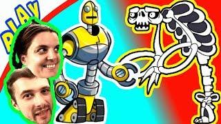 Болтушка и ПРоХоДиМеЦ Побеждают всех Отрядом ПОДПИСЧИКОВ! #199 Игра для Детей - Tower Conquest