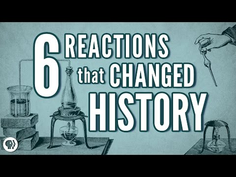 6 Chemical Reactions That Changed History