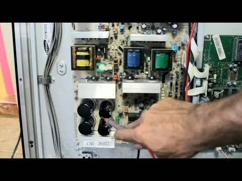 How To Repair Samsung 42