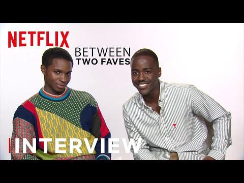 Xxx Mp4 Ncuti Amp Kedar From Sex Education Interview Each Other Between 2 Favs Netflix 3gp Sex
