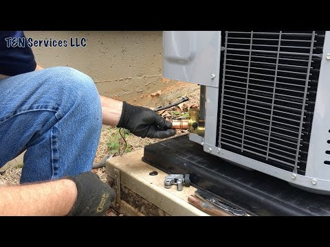 HVAC 5 Speed Inverter Install: Using the Zoomlock Part 1