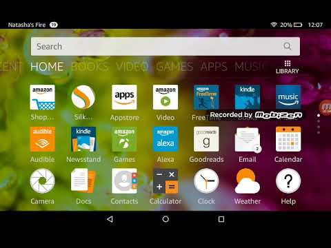 How to clear up space on your Amazon fire or android