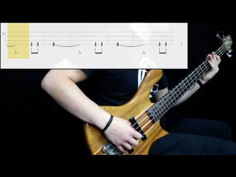 White Zombie - Thunder Kiss '65 (Bass Cover) (Play Along Tabs In Video)