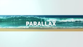 PARALLAX - After Effects Template - Slideshow