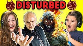 Kids React To Disturbed (Metal Band)