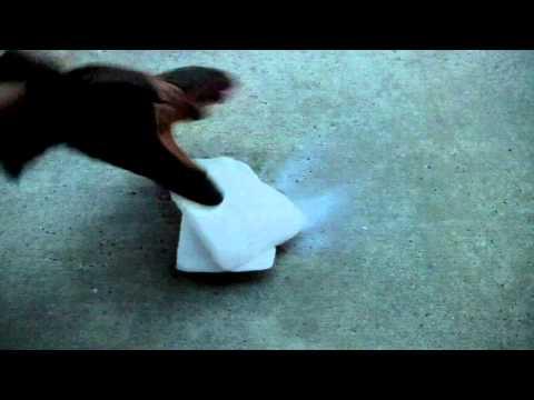Magnesium Burning in Carbon Dioxide