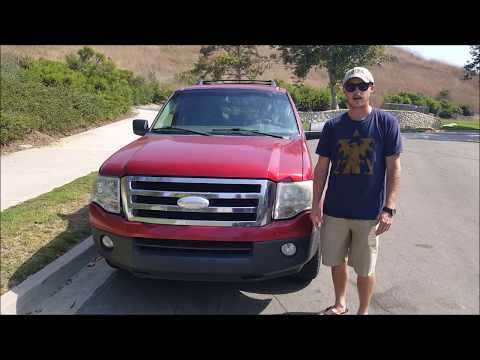 2008 Ford Expedition XLT 4x4 Review