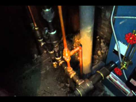 Steam Boiler Replacement 9.6.12