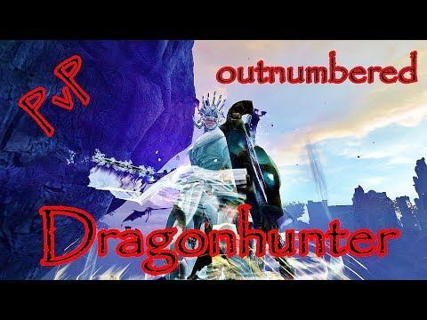 Guild Wars 2 - Dragonhunter PvP #iGuardian2
