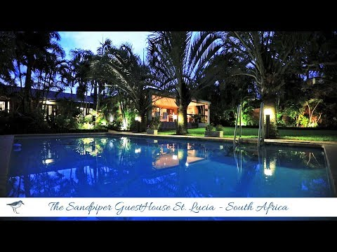 The Sandpiper Guesthouse St Lucia Accommodation South Africa