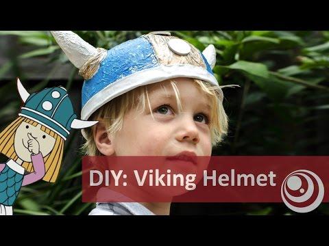 DIY Viking Helmet