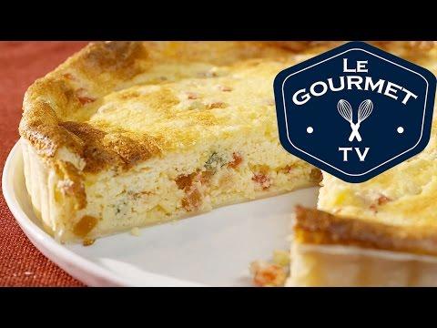 Candied Peel Ricotta Tart / Cake Recipe - LeGourmetTV