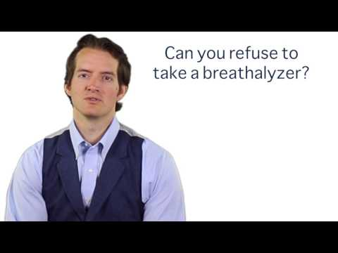 Marietta DUI Lawyer: Can you refuse a breathalyzer in Ga
