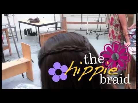GL Hair How-To: Hippie Braid