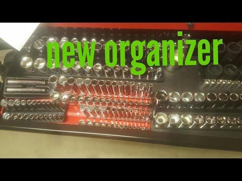 Kobalt Socket Organizer