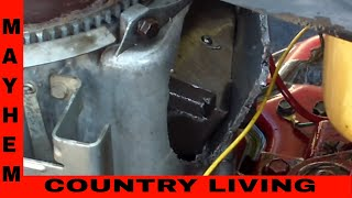 Briggs & Stratton Governor Adjustment - PlayItHub Largest