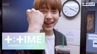 Download [T:TIME] SOOBIN learns how to enjoy Americano - TXT (투모로우바이투게더) Video