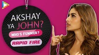 """Hrithik Roshan Soup- Spice, Alia Bhatt Soup- Fire Cracker & Authenticity"": Mouni Roy | Rapid Fire"