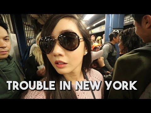 Lost Wallet, Passport, & Camera in New York