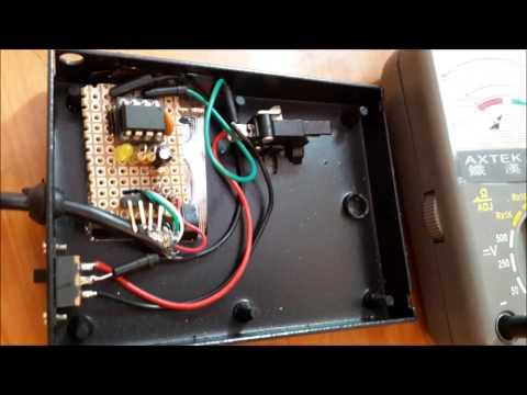 DIY USB MIDI Bass Drum Pedal