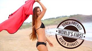 Lagu - The World's First Beach-Friendly Beach Blanket