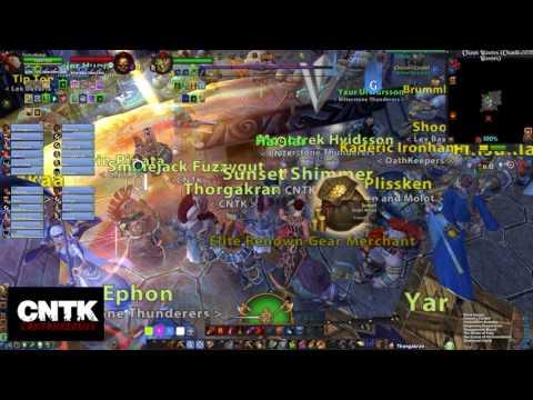 Warhammer Online:Return of Reckoning CNTK Open Warband 8-7-17