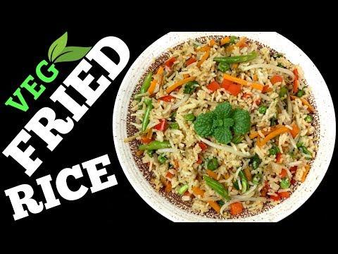 FRIED RICE RECIPE | भुटेको भात  | Easy & Healthy Fried Rice Recipe | YFW 🍴108