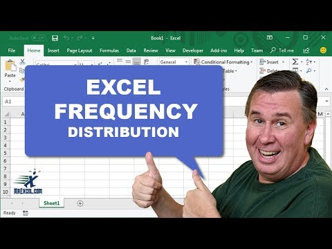 Excel In Depth - Frequency Distribution: Podcast #1258