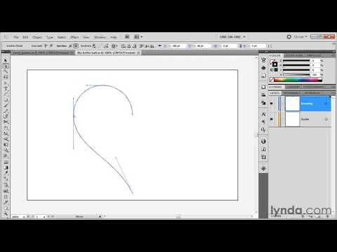 Illustrator: How to join multiple paths | lynda.com tutorial