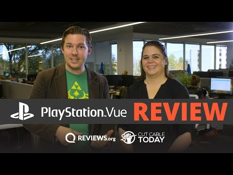 Playstation Vue Review - Is it worth the cost?