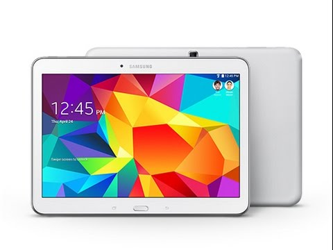I forgot my Galaxy tab password. How to factory reset/Review of Galaxy Tab 4 10.1