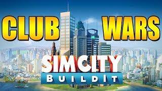 GIANTIC EXPLODING FISH SimCity BuildIt Club Wars