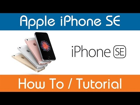 How To Send A Text Message - iPhone SE