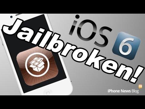 iOS 6, 6.0.1, 6.1 Jailbreak iPhone 3GS, 4, iPod touch 4G tethered Deutsch