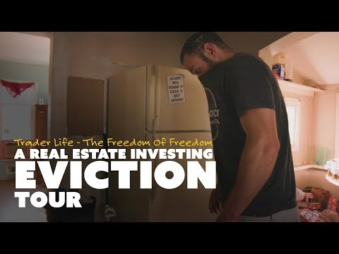 A Real Estate Investing Eviction Tour
