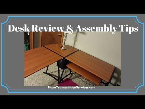 Ashton L-Shaped Desk | Ergocraft Contract Solutions REVIEW - left-handed