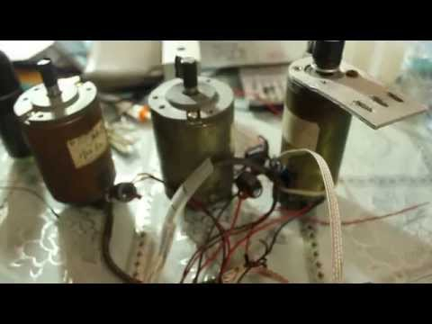 Control Position and Velocity of DC Servo using STM32F4 discovery
