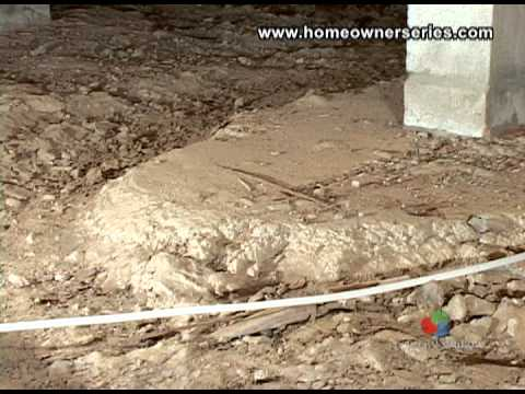 Home Inspection - Foundations