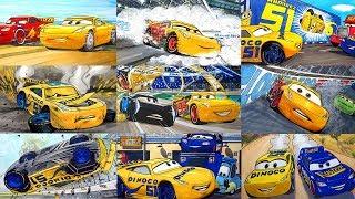 How To Draw Cars 3 Lightning Mcqueen Cal Weathers And Bobby Swift