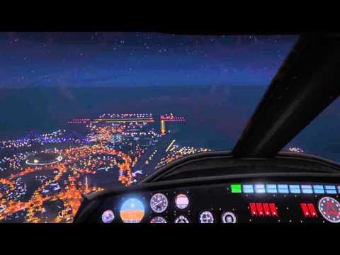 Flight Simulator on GTA V (PS4)