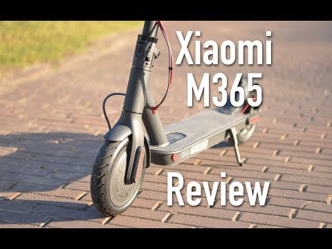 Review: Xiaomi m365 electric scooter