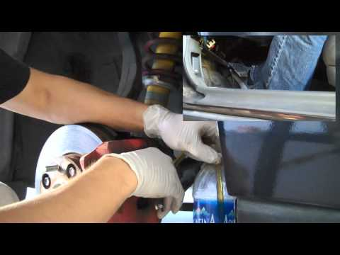 Tutorial:  How to change brake fluid in a 1995 Honda Accord