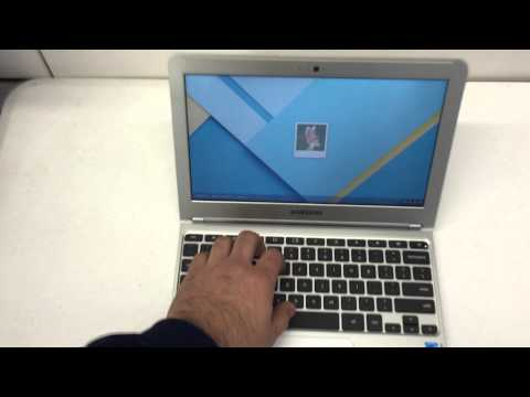 How to hard reset a Chromebook! Remove user and password! Samsung Asus Acer