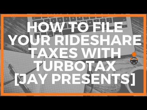 How to File Your Rideshare Taxes with TurboTax [Jay Presents]